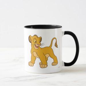 Lion King's Simba Disney Mug