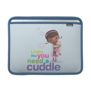 Looks Like You Need a Cuddle MacBook Air Sleeve