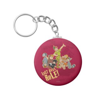 Lost Boys Rule Keychain