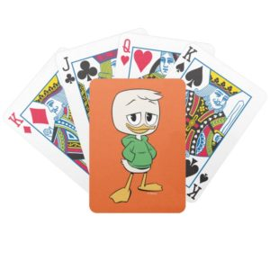Louie Duck Bicycle Playing Cards