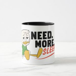 Louie Duck | Need. More. Sleep. Mug
