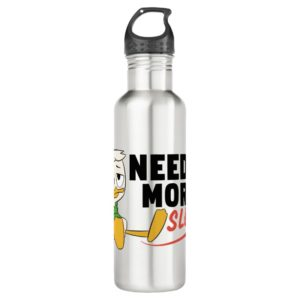 Louie Duck | Need. More. Sleep. Stainless Steel Water Bottle