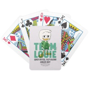 Louie Duck | Team Louie Bicycle Playing Cards