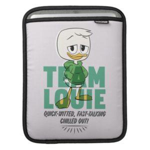 Louie Duck | Team Louie iPad Sleeve