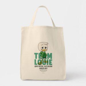 Louie Duck | Team Louie Tote Bag