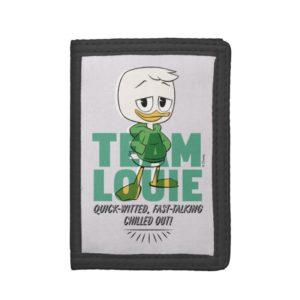 Louie Duck | Team Louie Trifold Wallet