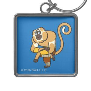 Master Monkey Keychain