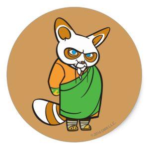 Master Shifu Classic Round Sticker