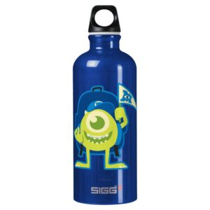 Mike 2 aluminum water bottle