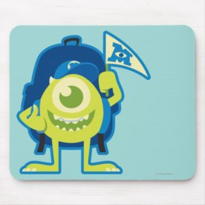 Mike 2 mouse pad