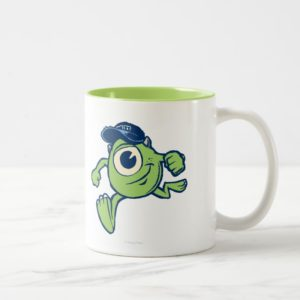 Mike 3 Two-Tone coffee mug