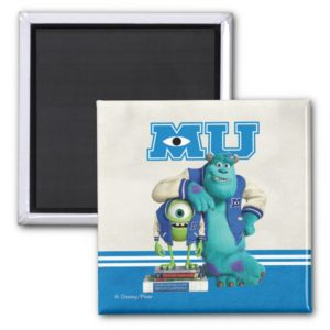 Mike and Sulley MU Magnet
