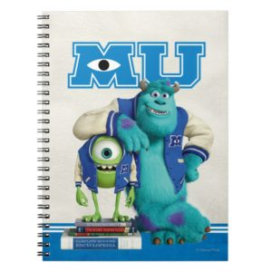 Mike and Sulley MU Notebook