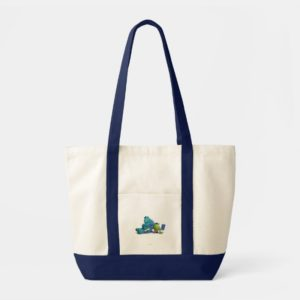 Mike and Sulley Reading Tote Bag