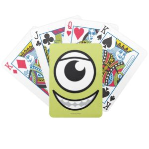 Mike Face Bicycle Playing Cards