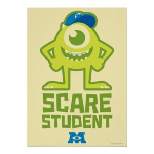 Mike Scare Student Poster