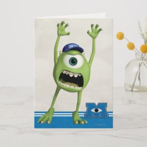 Mike Scaring Card