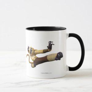 Monkey Fight Pose Mug