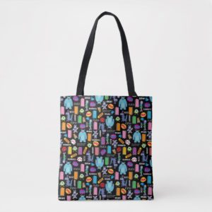 Monsters, Inc. | Character Pattern Tote Bag