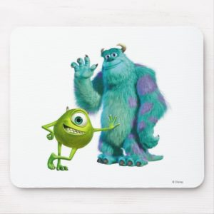 Monsters Inc. Mike and Sulley Mouse Pad