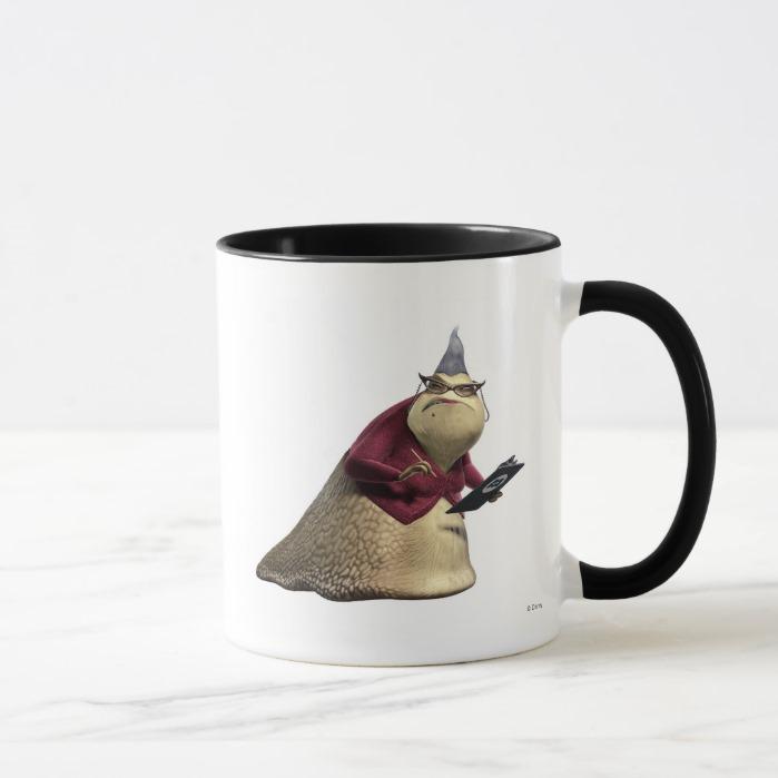 Monsters, Inc  Roz Disney Mug