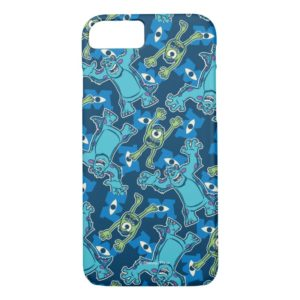 Monsters Pattern Case-Mate iPhone Case
