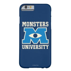 Monsters University Blue Logo Case-Mate iPhone Case
