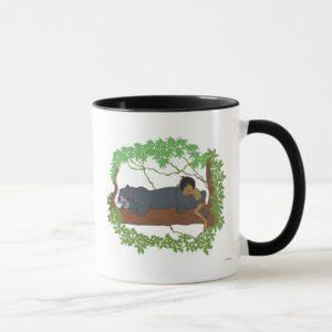 Mowgli and Bagheera Disney Mug