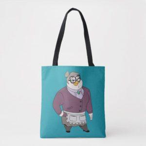 Mrs. Bentina Beakley Tote Bag