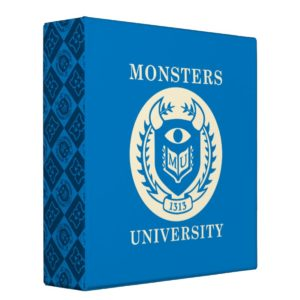 MU Seal - Dark Binder