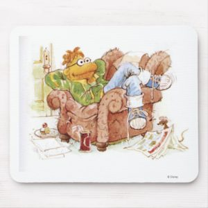 Muppets' Scooter In Chair Disney Mouse Pad