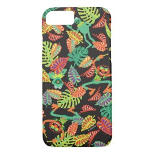 Muppets | Tropical Kermit & Animal Pattern Case-Mate iPhone Case