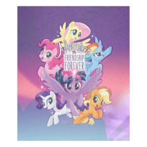 My Little Pony | Adventure and Friendship Forever Fleece Blanket