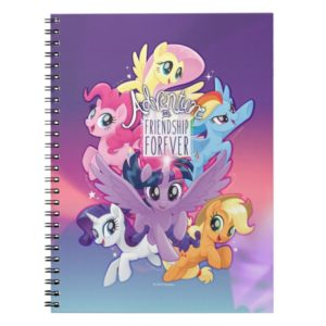 My Little Pony   Adventure and Friendship Forever Notebook