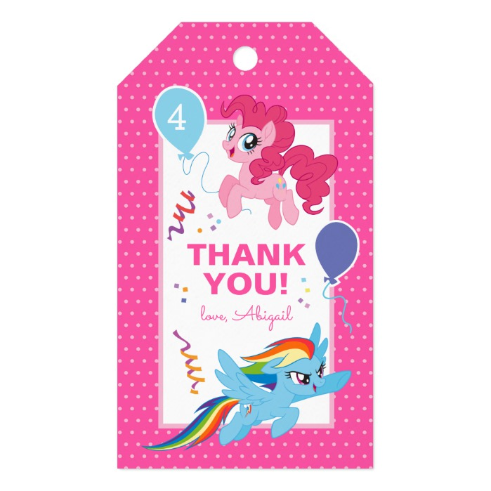 Personalised My Little Pony Birthday Wrapping Paper 5 designs to choose from