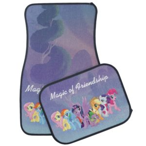 My Little Pony | Mane Six in Equestria Car Mat