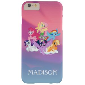 My Little Pony | Mane Six on Clouds Case-Mate iPhone Case