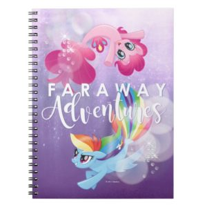My Little Pony | Pinkie and Rainbow - Adventures Notebook