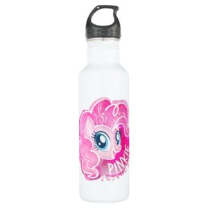 My Little Pony | Pinkie Pie Watercolor Stainless Steel Water Bottle