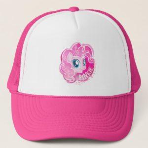 My Little Pony   Pinkie Pie Watercolor Trucker Hat