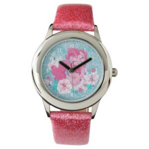 My Little Pony | Pinkie Running Through Flowers Wrist Watch