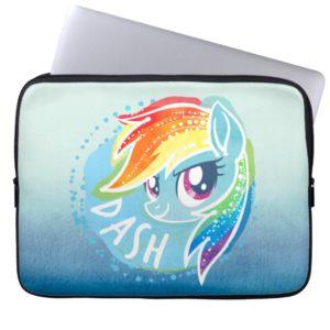 My Little Pony | Rainbow Dash Watercolor Laptop Sleeve