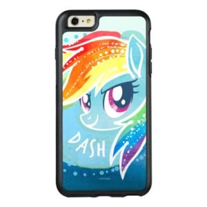 My Little Pony | Rainbow Dash Watercolor OtterBox iPhone Case