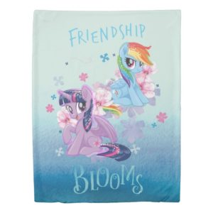 My Little Pony | Twilight and Dash - Friendship Duvet Cover