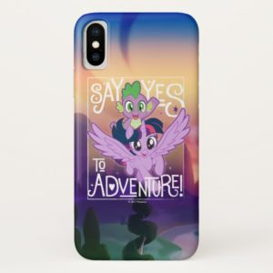 My Little Pony | Twilight and Spike - Adventure Case-Mate iPhone Case