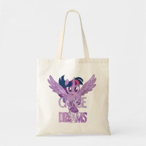 My Little Pony   Twilight - Chase Your Dreams Tote Bag