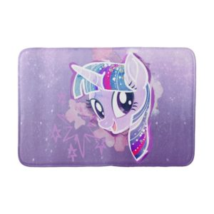 My Little Pony | Twilight Sparkle Watercolor Bath Mat