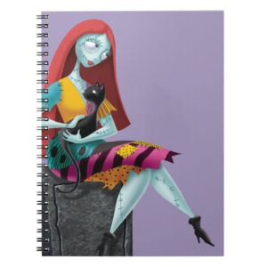 Nightmare Before Christmas | Sally & Cat Sitting Notebook