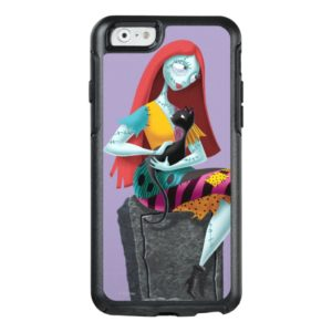 Nightmare Before Christmas | Sally & Cat Sitting OtterBox iPhone Case