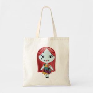 Nightmare Before Christmas | Sally Emoji Tote Bag